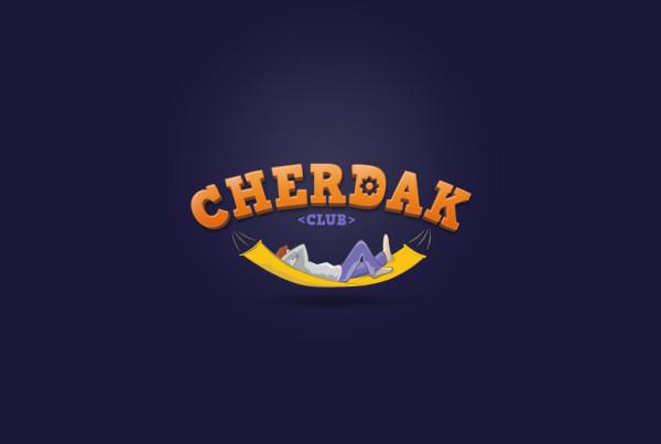 Cherdak_club_Logo